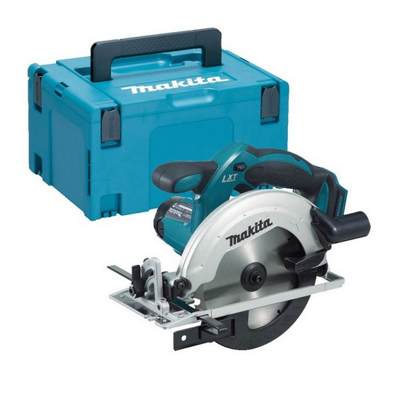 MAKITA DSS611ZJ 165MM 18V CIRCULAR SAW (BODY ONLY) SUPPLIED IN A MAKPAC CASE
