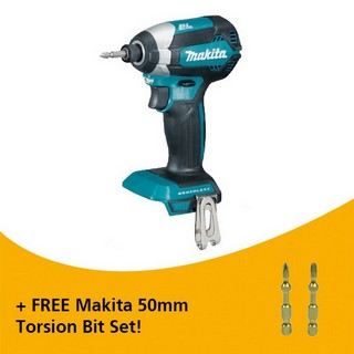 MAKITA DTD153Z 18V BRUSHLESS IMPACT DRIVER (BODY ONLY)