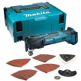 MAKITA DTM51ZJX7 18V QUICK CHANGE MULTI TOOL (BODY ONLY)