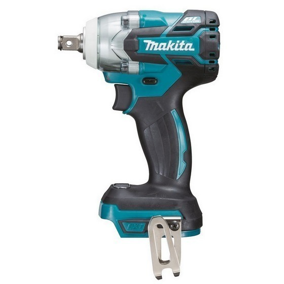 MAKITA DTW285RMJZ 18V BRUSHLESS IMPACT WRENCH WITH 2X 4.0AH LI-ION BATTERIES + B-66232 SOCKET SET & 134874-8 EXTENSION BAR
