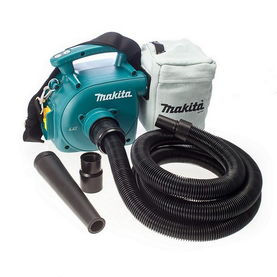 MAKITA DVC350Z 18V LXT HAND HELD VACUUM / BLOWER (BODY ONLY)