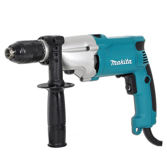 MAKITA HP2051 13MM 720W 2 SPEED PERCUSSION DRILL WITH KEYLESS CHUCK 240V