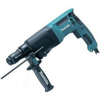 MAKITA HR2610T 3 FUNCTION SDS+ ROTARY HAMMER DRILL 2KG 240V