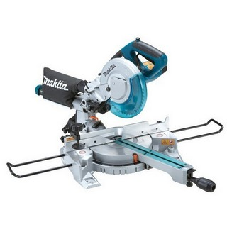 MAKITA LS0815FL 216MM SLIDING MITRE SAW 110V