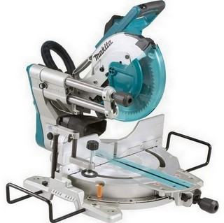 MAKITA LS1019 260MM SLIDE COMPOUND MITRE SAW 110V