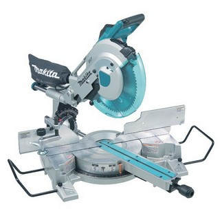 MAKITA LS1216L 305MM DOUBLE BEVEL MITRE SAW 110V