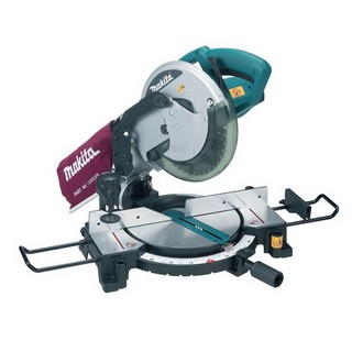 MAKITA MLS100 255MM COMPOUND MITRE SAW 240V