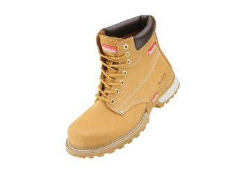 MAKITA MW370 SCORPION SUPER SAFETY BOOT WHEAT (SIZE 10)