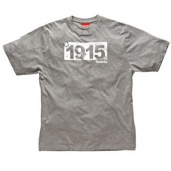 MAKITA MW600 CROSSLINE T-SHIRT GREY