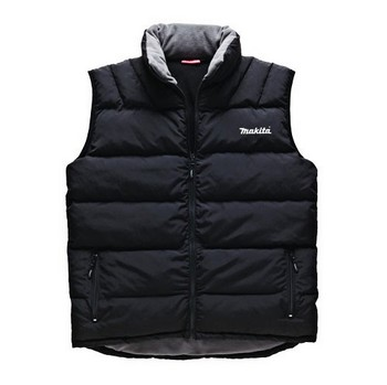 MAKITA MW705 MM4 BODYWARMER (EXTRA LARGE)