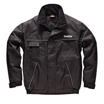 MAKITA MW725 DXT WORK JACKET (EXTRA LARGE)