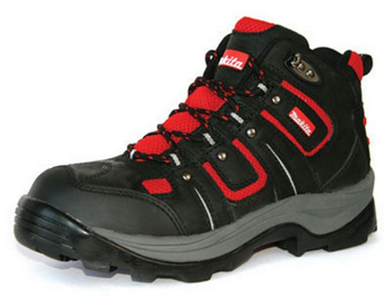 3136e71f2a8 Makita Mxt Super Safety Waterproof Boot Black Size 9 - Anglia Tool ...
