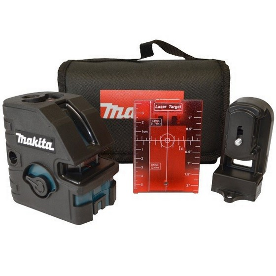 MAKITA SK103PZ 4 POINT CROSS LINE LASER