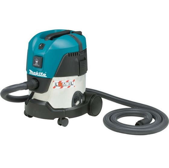 MAKITA VC2012 20L WET AND DRY L CLASS DUST EXTRACTOR 240V