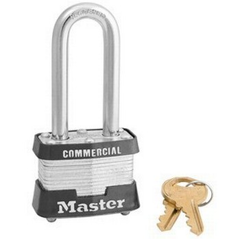 MASTER LOCK 45MM EXCELL LAMINATED PADLOCK WITH EXTRA LONG SHACKLE