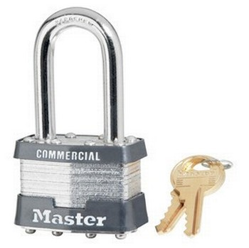 MASTER LOCK 45MM EXCELL LAMINATED PADLOCK WITH LONG SHACKLE