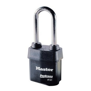 MASTER LOCK 54MM PRO SERIES PADLOCK WITH EXTRA LONG SHACKLE