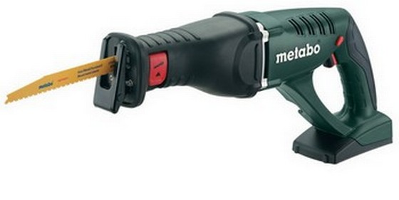 METABO ASE18LTX 18V HEAVY DUTY LITHIUM-ION RECIPROCATING SAW (Body Only)