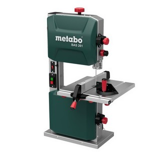 METABO BAS261 BENCH TOP BANDSAW 240V