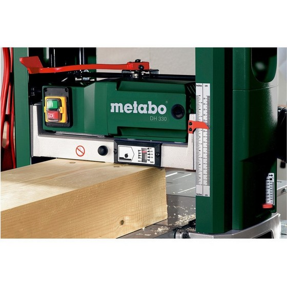 METABO DH330 BENCH TOP PLANER / THICKNESSER 240V