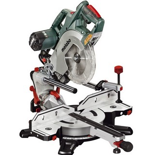 METABO KGSV 72 XACT 216MM DOUBLE BEVEL MITRE SAW 240V