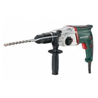 METABO KHE 2650 850W 2.3J 3 FUNCTION SDS+ DRILL WITH 3 JAW QUICK CHANGE CHUCK 110V