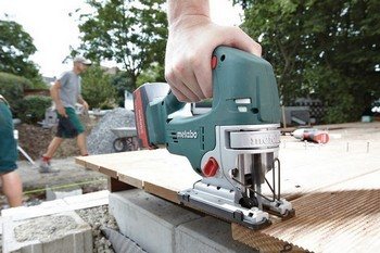 METABO STA18LTX CARC 18V JIGSAW  (BODY ONLY)
