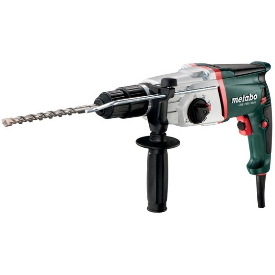 METABO UHE 2450 4 FUNCTION SDS PLUS HAMMER DRILL 110V