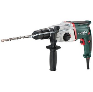 METABO UHE 2450 4 FUNCTION SDS PLUS HAMMER DRILL 240V