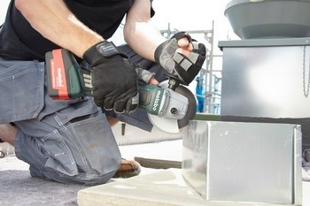 METABO W18LTX 18V 115MM ANGLE GRINDER (BODY ONLY)