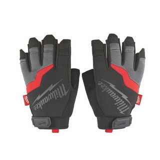 MILWAUKEE 48229742 FINGERLESS GLOVES (LARGE)