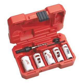 MILWAUKEE 49224083 7 PIECE HOLESAW SET