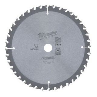 MILWAUKEE 4932352314 CIRCULAR SAW BLADE 165 x 15.8 x 40T