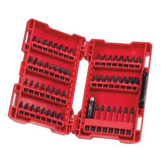 MILWAUKEE 4932430907 56 PIECE SHOCKWAVE SCREWDRIVER SET