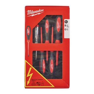 MILWAUKEE 4932464066 5 PIECE VDE SCREWDRIVER SET