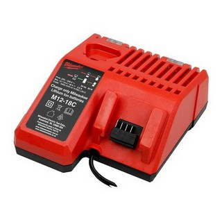MILWAUKEE C1218C 12V-18V BATTERY CHARGER 240V