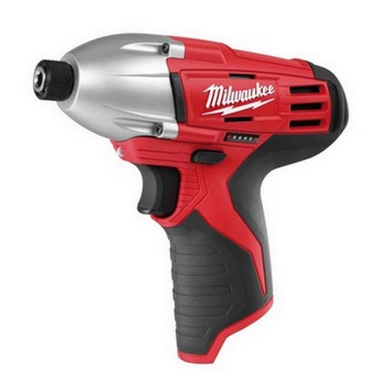 MILWAUKEE C12ID-0 12 IMPACT DRIVER (BARE UNIT)