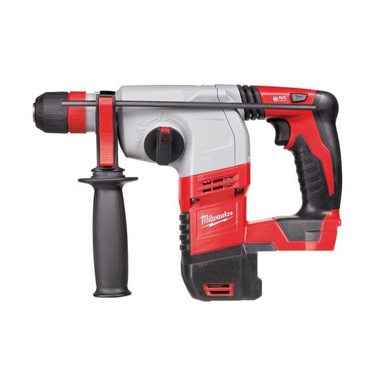 MILWAUKEE HD18HX-0 18v SDS+ HAMMER DRILL BARE UNIT
