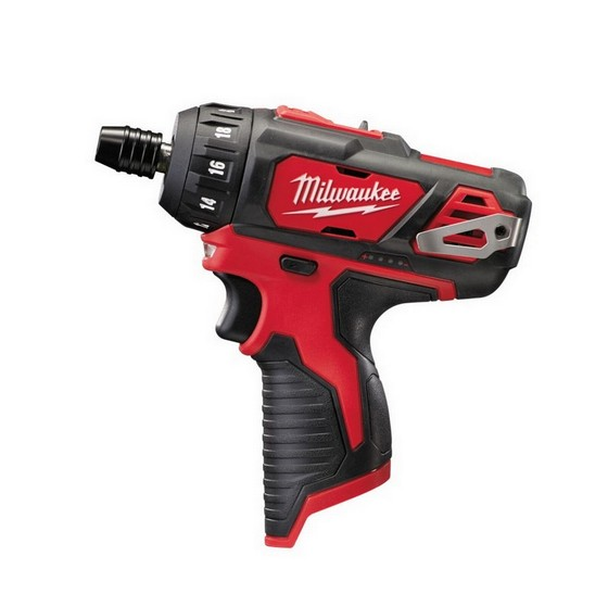 MILWAUKEE M12BD-0 COMPACT 12V SCREWDRIVER (BODY ONLY)