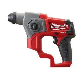 MILWAUKEE M12CH-0 12V FUEL SDS DRILL (BODY ONLY)