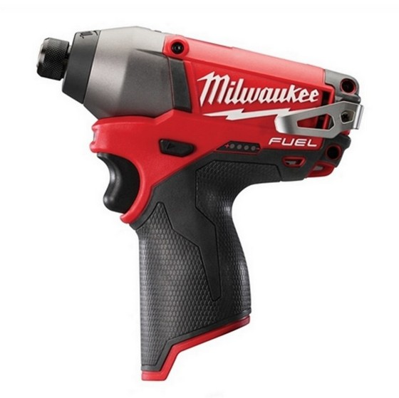 MILWAUKEE M12CID-0 12V IMPACT DRIVER (BODY ONLY)