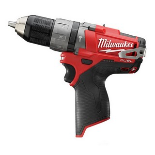 MILWAUKEE M12CPD-0 FUEL 12V COMBI HAMMER DRILL (BODY ONLY)