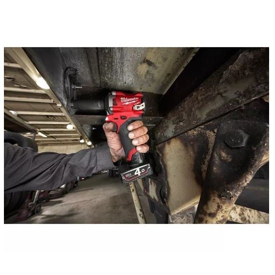 MILWAUKEE M12FIW12-0 12V BRUSHLESS 1/2INCH IMPACT WRENCH (BODY ONLY)
