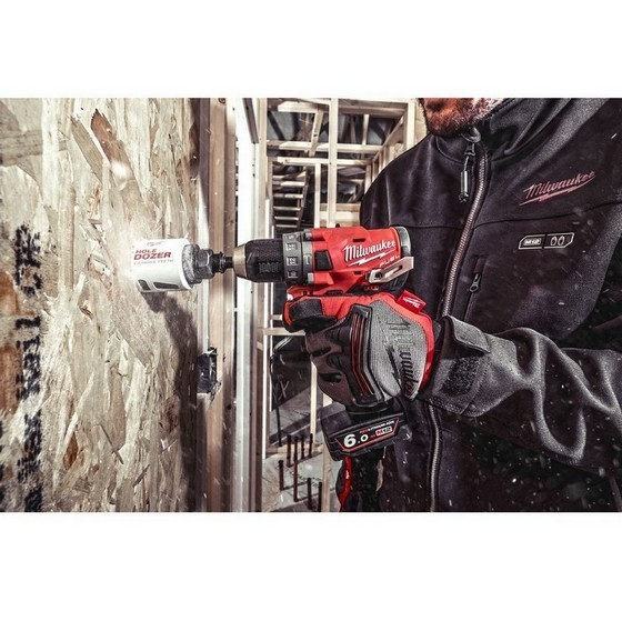MILWAUKEE M12FPD-0 M12 FUEL PERCUSSION DRILL (BODY ONLY)