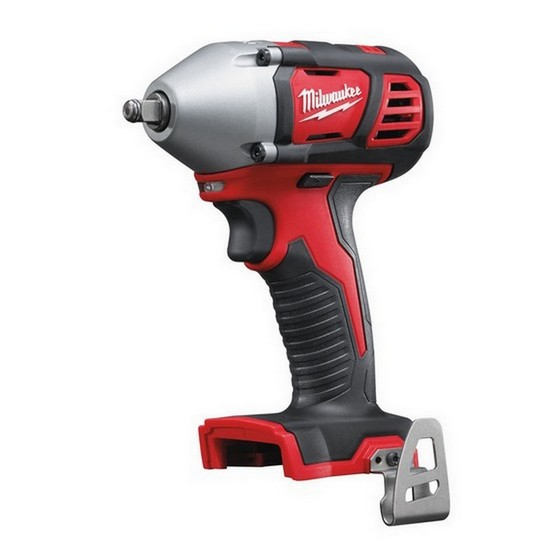 MILWAUKEE M18BIW38-0 M18 18V COMPACT IMPACT WRENCH 3/8 INCH (BODY ONLY)