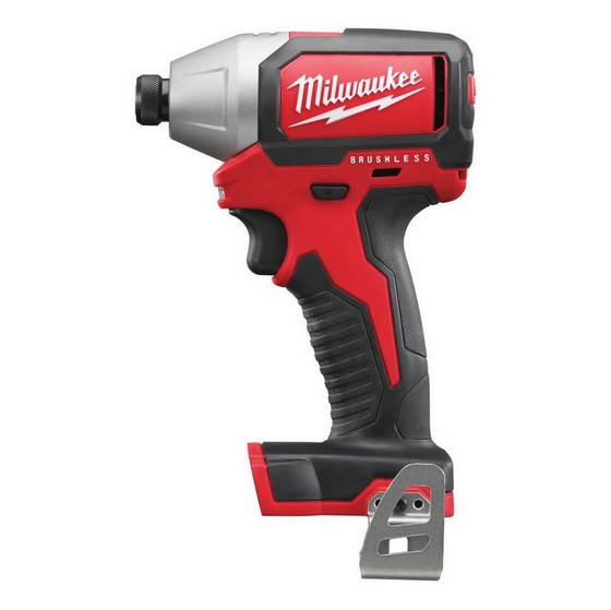 MILWAUKEE M18BLID-0 18V BRUSHLESS IMPACT DRIVER (BODY ONLY)