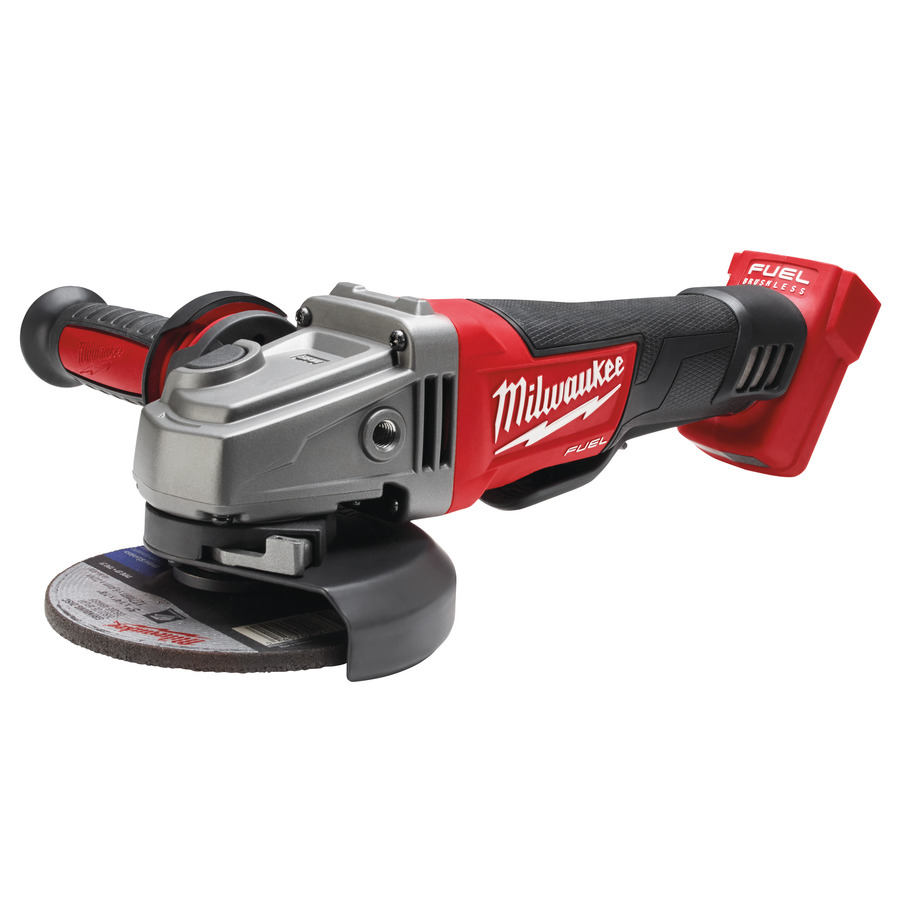 MILWAUKEE M18CAG115XPD-0 18V BRUSHLESS ANGLE GRINDER (BODY ONLY)