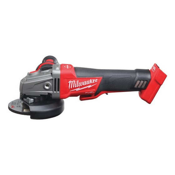 MILWAUKEE M18CAG115XPDB-0 FUEL ANGLE GRINDER WITH BRAKE (BODY ONLY)