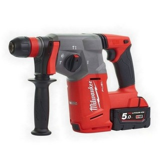 MILWAUKEE M18CHX-502 18V BRUSHLESS SDS HAMMER DRILL WITH 2X 5.0AH LI-ION BATTERIES