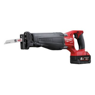 MILWAUKEE M18CSX-502C 18V BRUSHLESS SAWZALL WITH 2X 5.0AH LI-ION BATTERIES